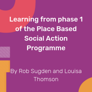 PBSA phase 1 report cover