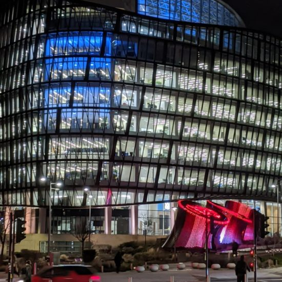 Coop HQ in Manchester