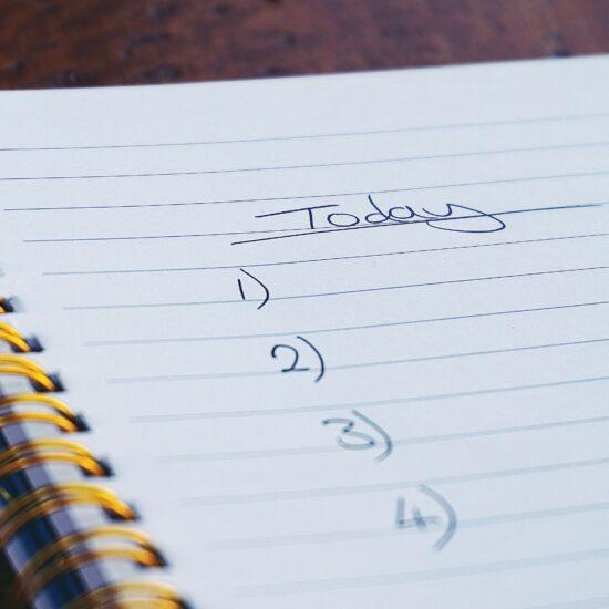 notebook list