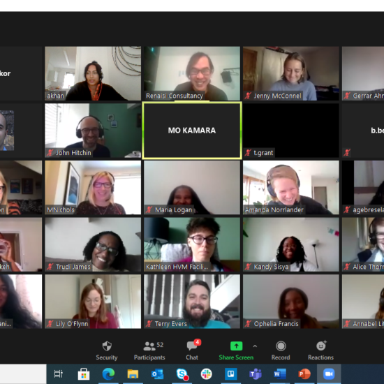 Team Day on Zoom
