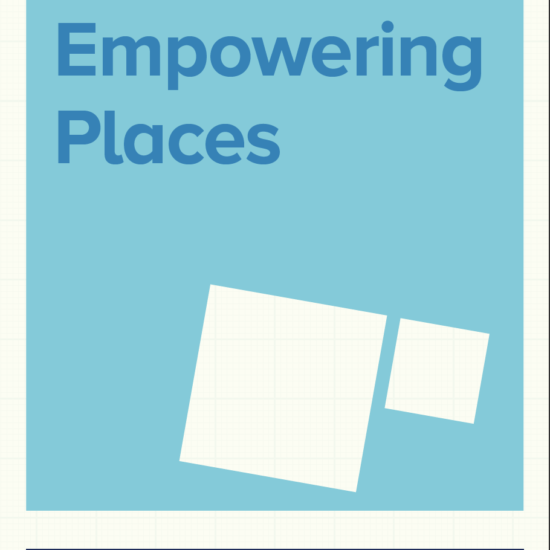 Empowering Places Evaluation Report cover